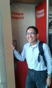 My OCBC picture